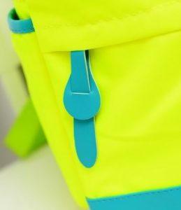 کیف کولی ضد آب با دو رنگ فلورسنت
