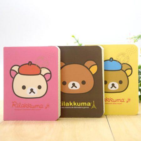 دفترچه یاداشت طرح خرس