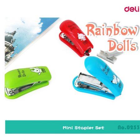 منگنه deli مدل 0253 طرح Rainbow dolls