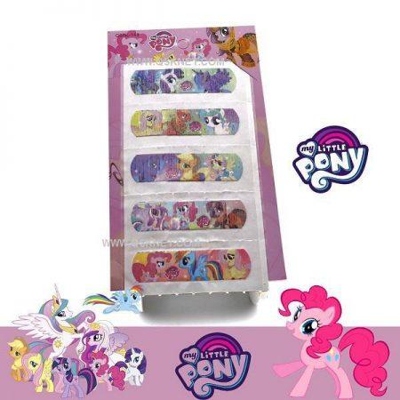 چسب زخم 5 عددی طرح Pony