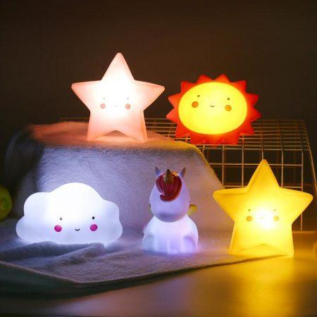 چراغ خواب LED فانتزی