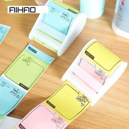 استیک نوت کاغذی رولی AIHAO مدل 66765