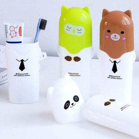 جامسواکی فانتزی پلاستیکی طرح حیوانات (سایز بزرگ)