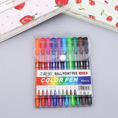 خودکار ده رنگ