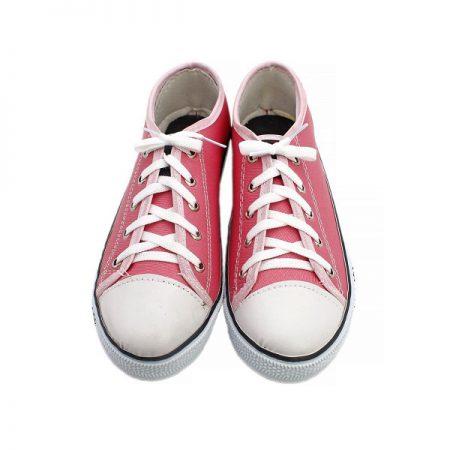 کفش برزنتی ALL STAR صورتی