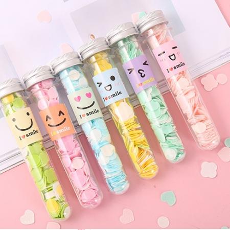 صابون کاغذی طرح Smile