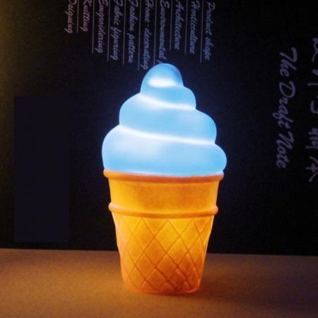چراغ خواب LED فانتزی طرح بستنی
