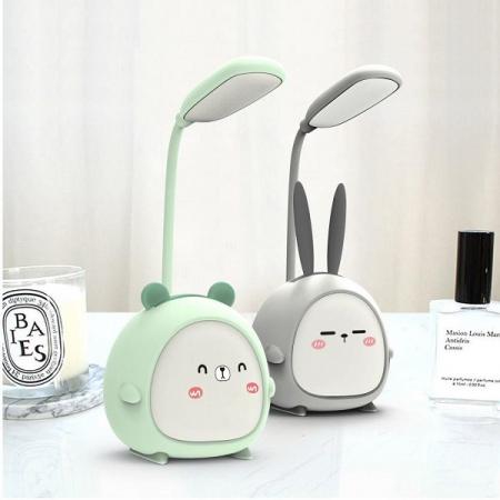 چراغ سه حالته شارژی طرح خرگوش