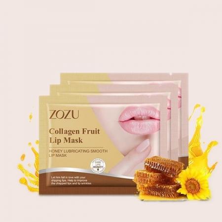 ماسک لب زوزو مدل عسل