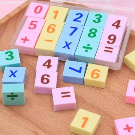 ست15 عددی پاکن اعداد انگلیسی