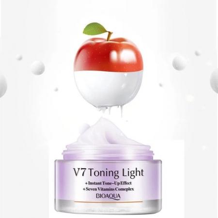 کرم آبرسان قوی و روشن کننده قوی V7 بیوآکوا